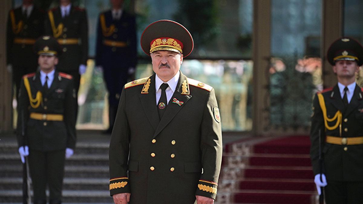'Tanımıyoruz' tepkilerine Lukaşenko'dan sert yanıt