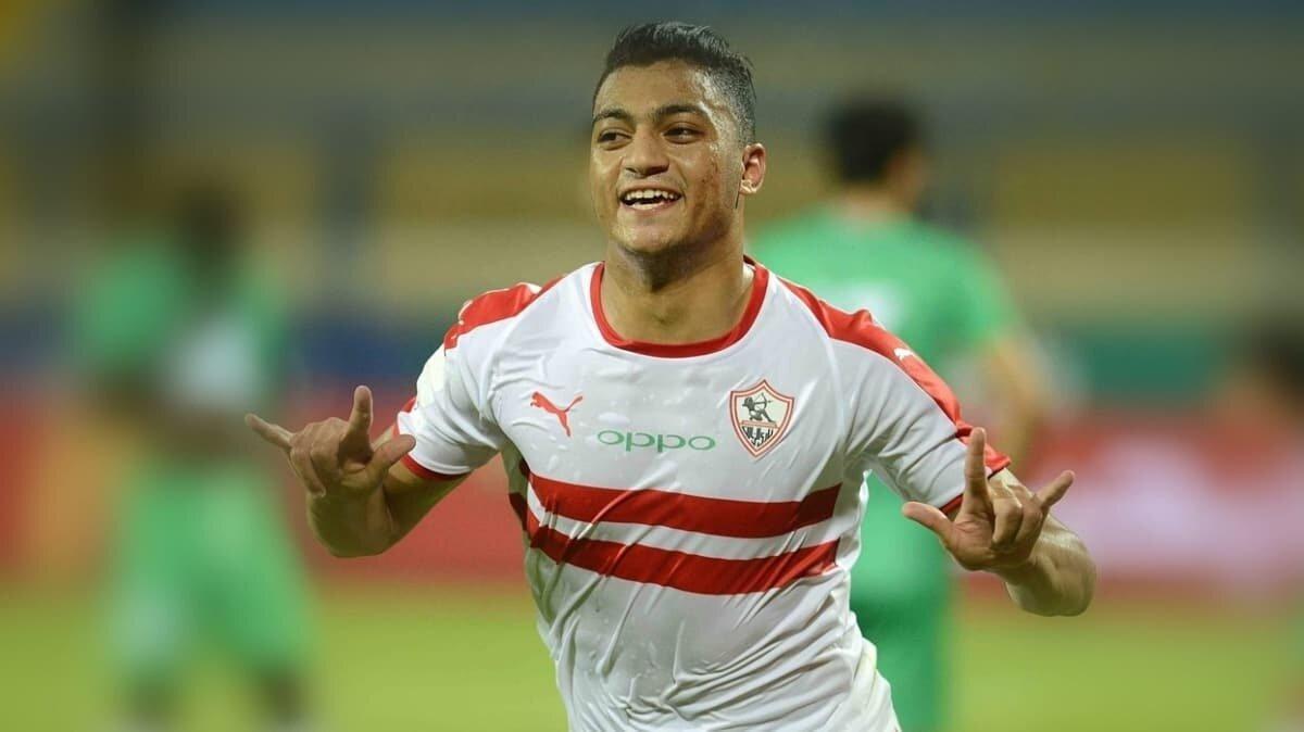 Mısırlı golcüden Fenerbahçe açıklaması