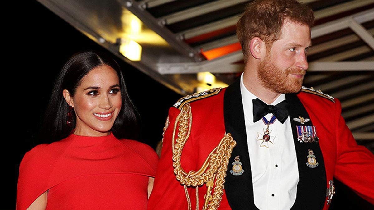Prens Harry ve Meghan Markle'ın açıklamalarına tepki