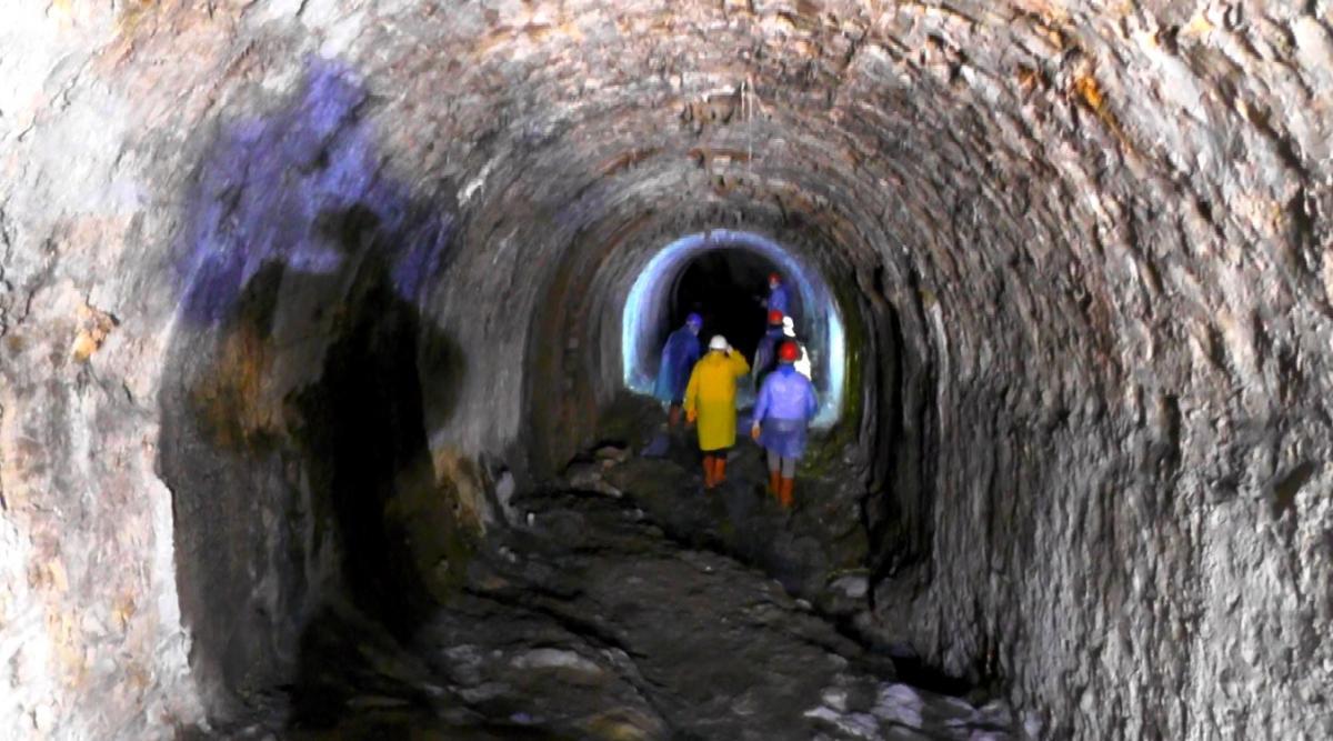 4 asırlık tüneller turizme kazandırılacak