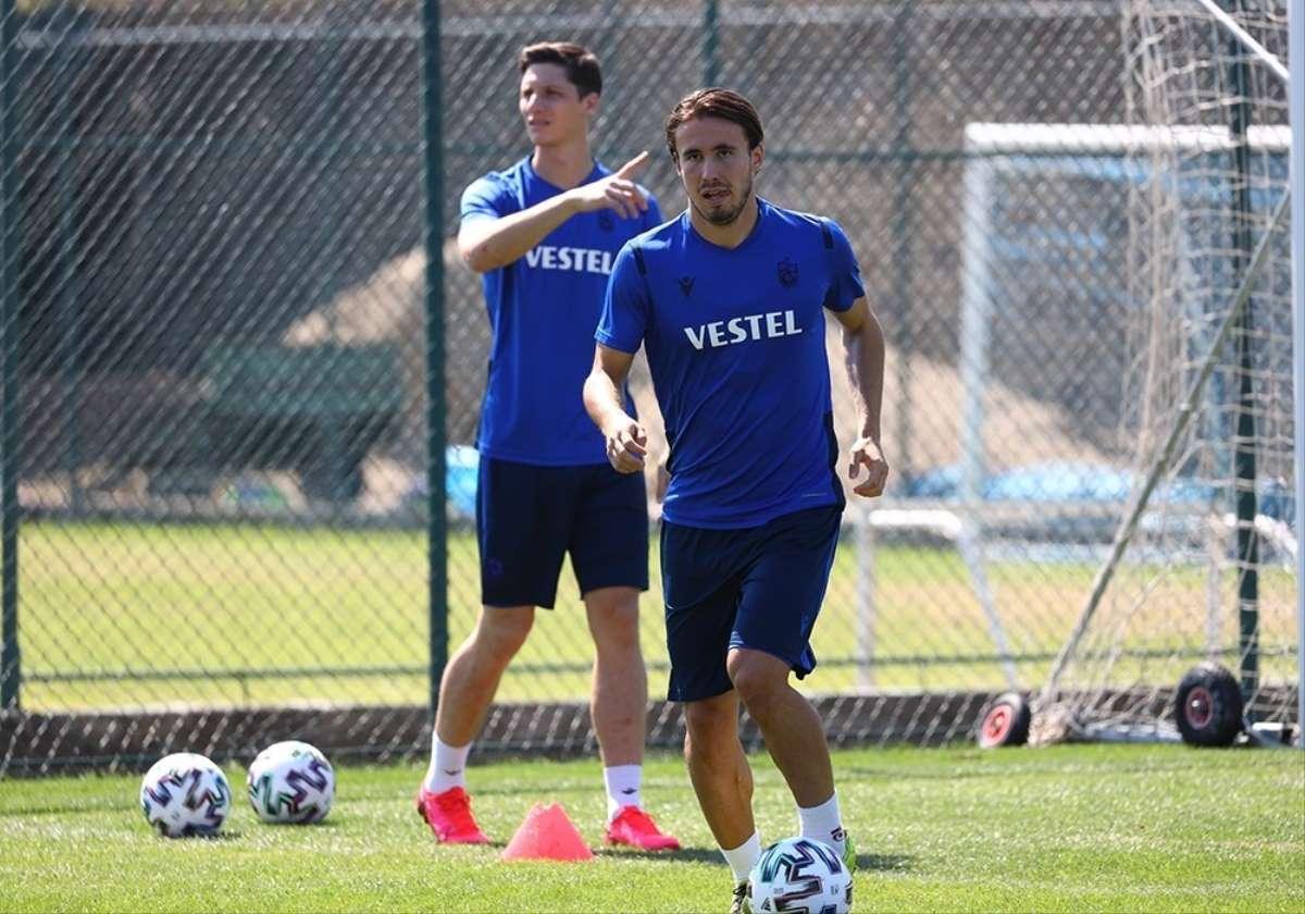 Trabzonspor'da Trondsen ameliyat oldu