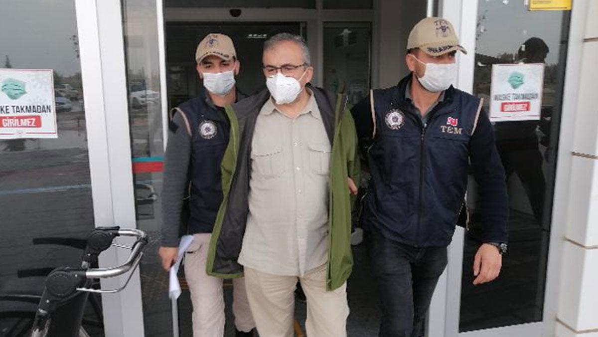 Kobani olayları operasyonu: Sırrı Süreyya Önder gözaltında!