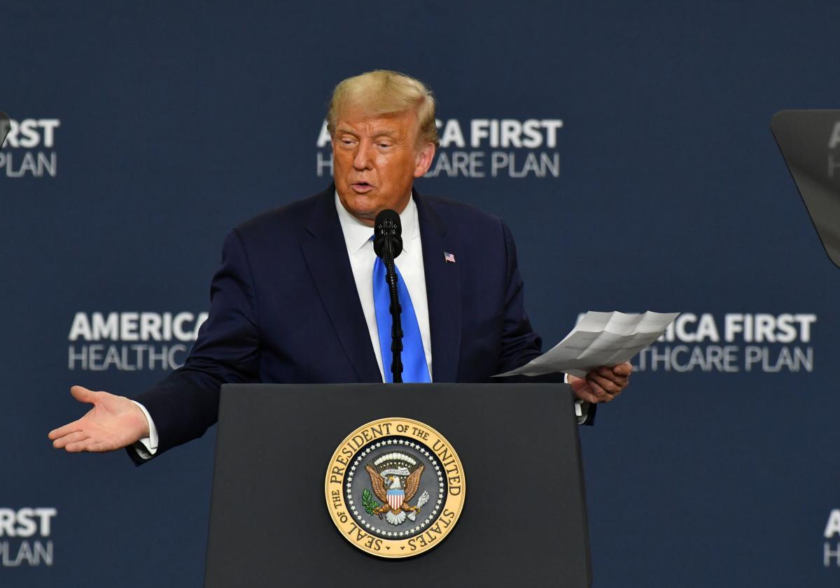 Trump, 'Antifa' ve 'Ku Klux Klan' planını açıkladı