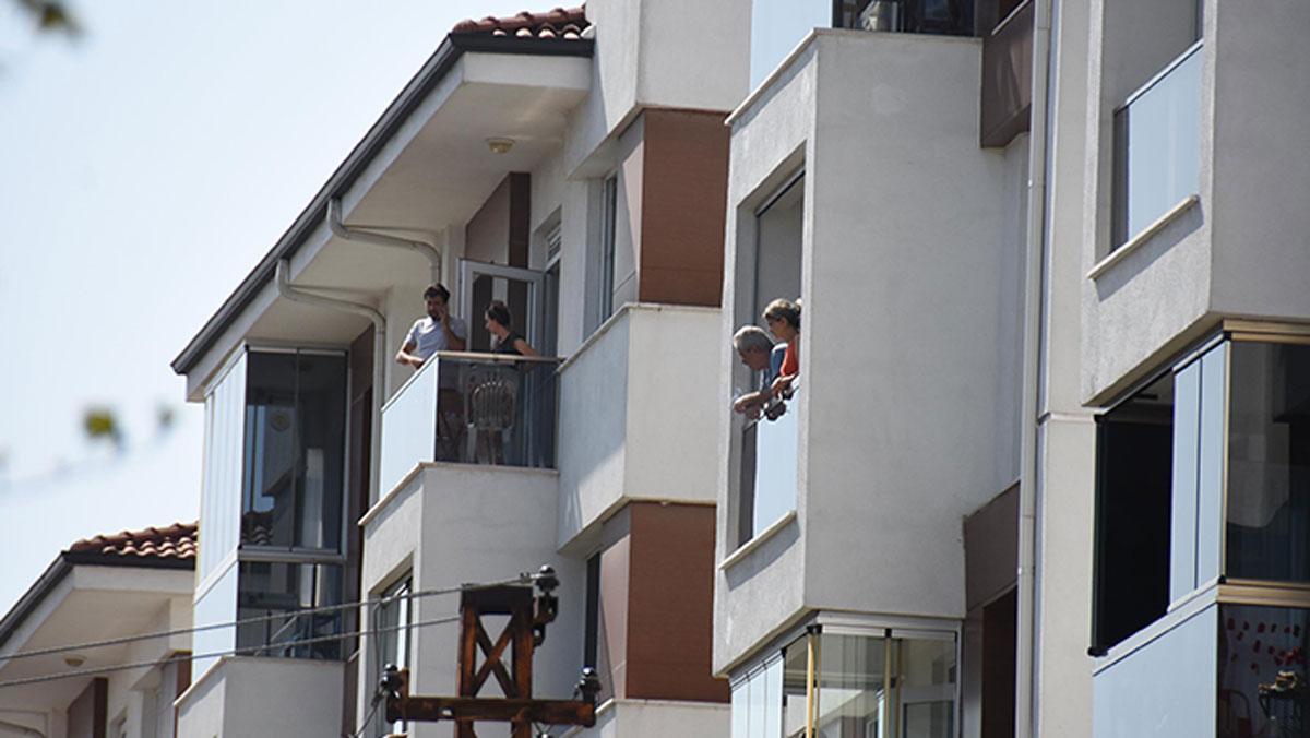 129 dairede 500 kişi karantinaya alındı