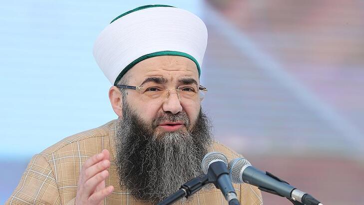 'Cübbeli Ahmet' ifade verdi