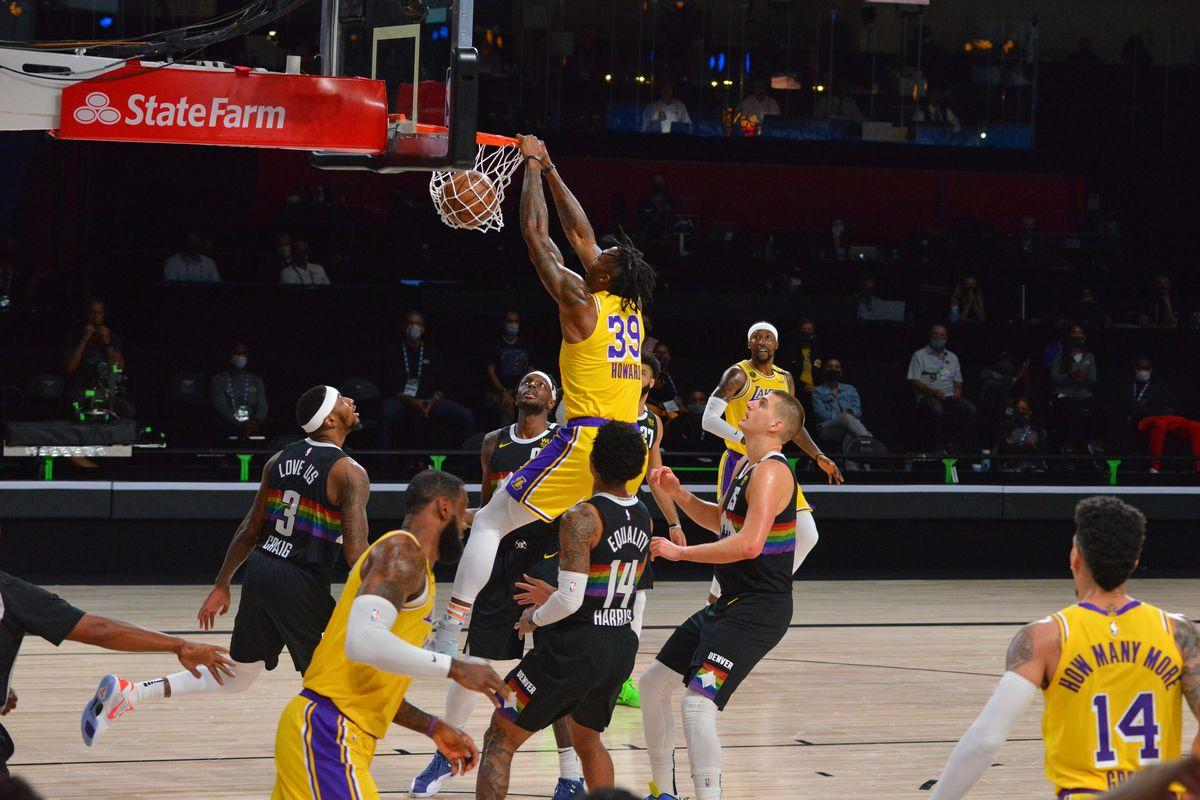 Los Angeles Lakers seride avantaj yakaladı