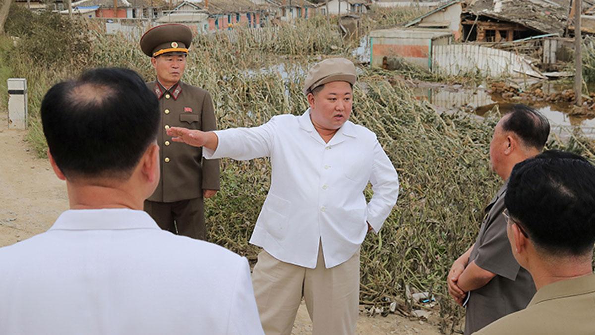 Önce öldürüp sonra yaktılar! Kim Jong Un özür diledi