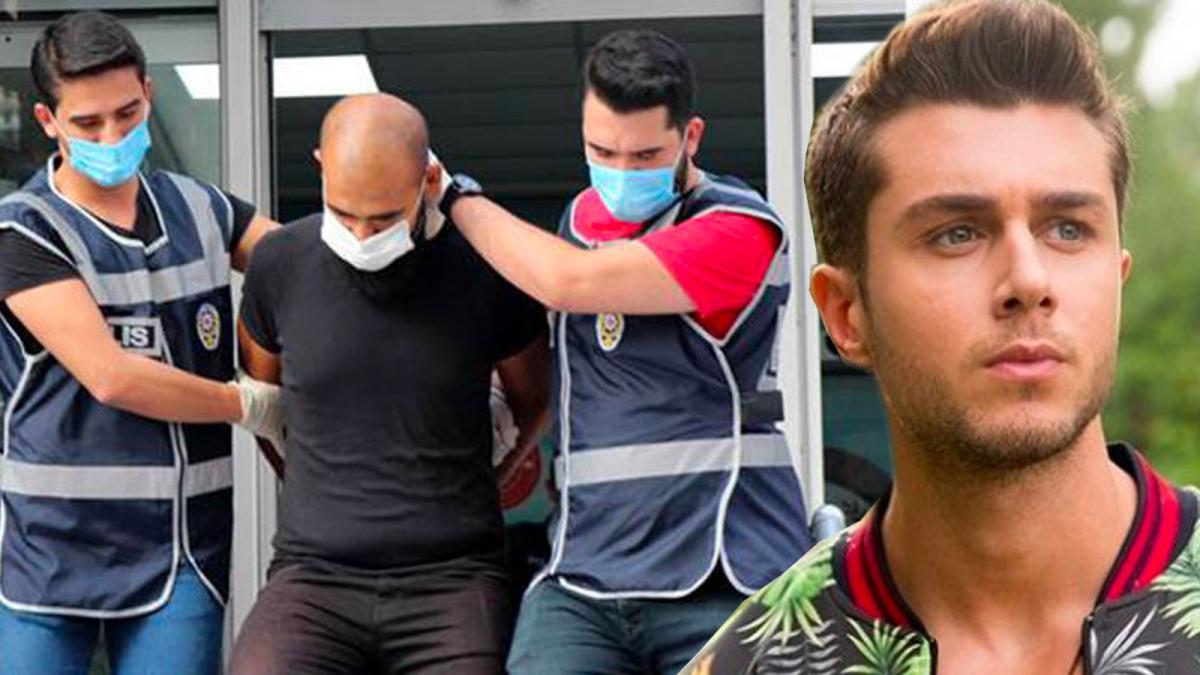 Oyuncuya saldıran şüpheli tutuklandı