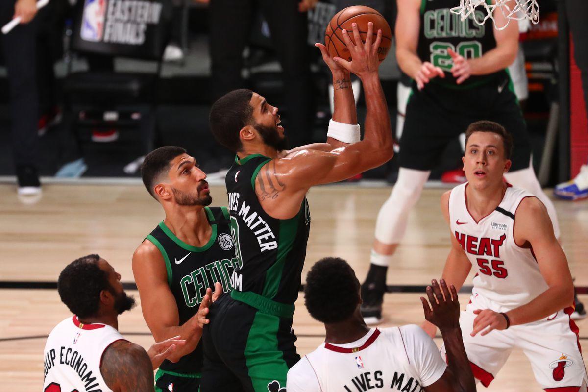 Boston Celtics pes etmedi