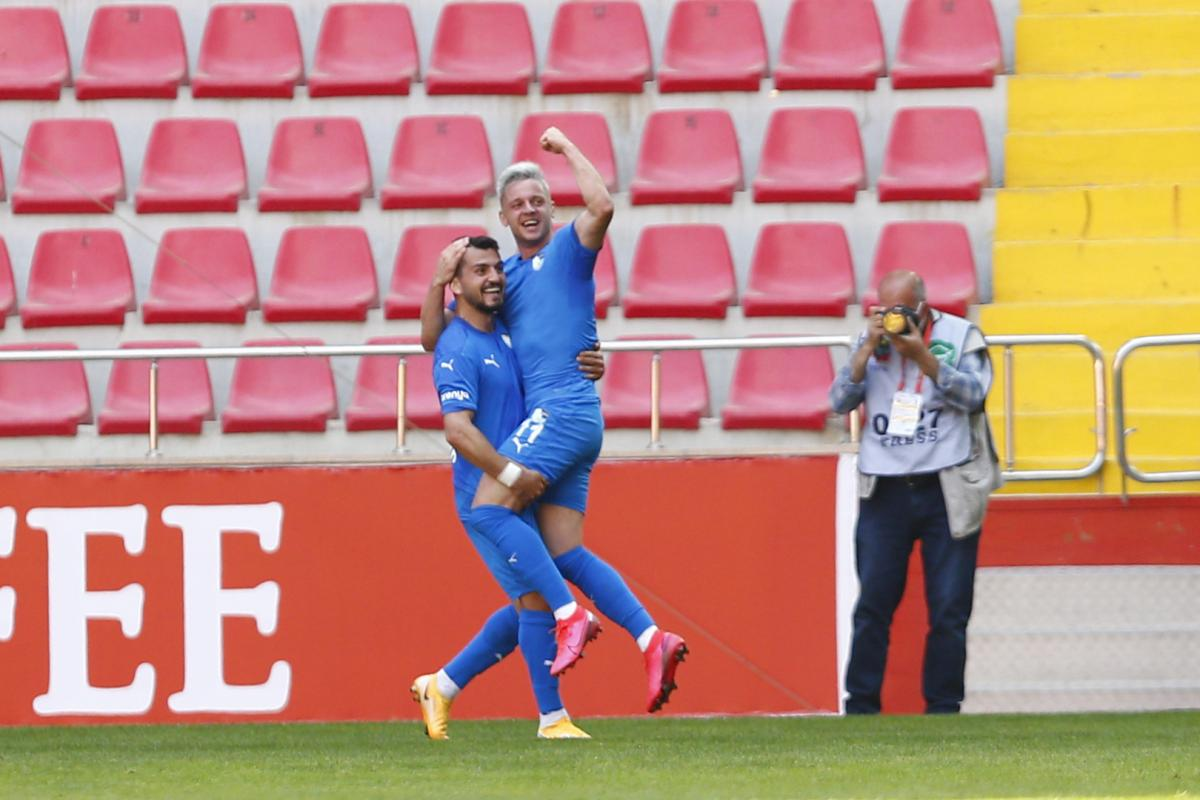 Erzurumspor 3 puanı 3 golle aldı