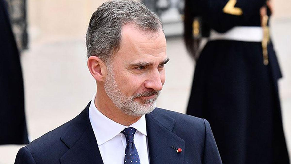 İspanya Kralı'dan 20 yıl sonra bir ilk!