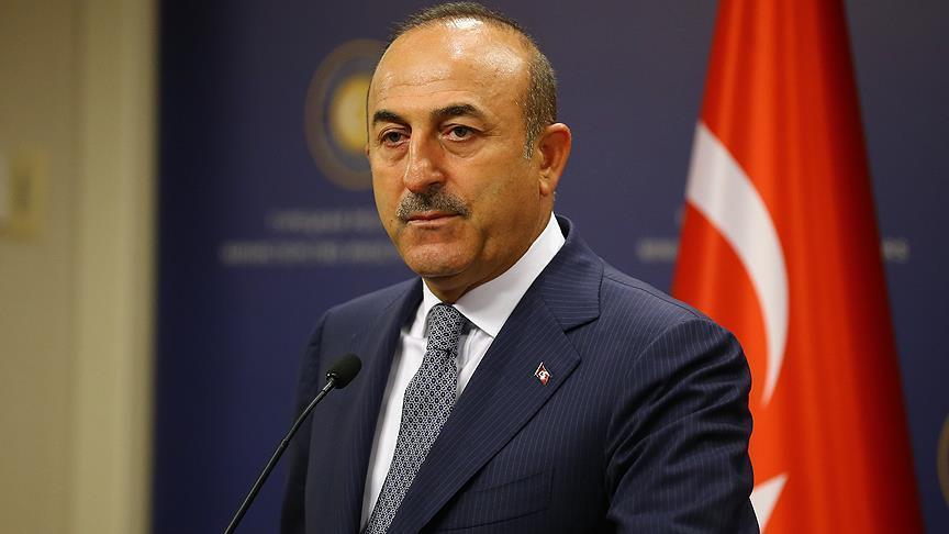Bakan Çavuşoğlu'dan Ermenistan'a tepki