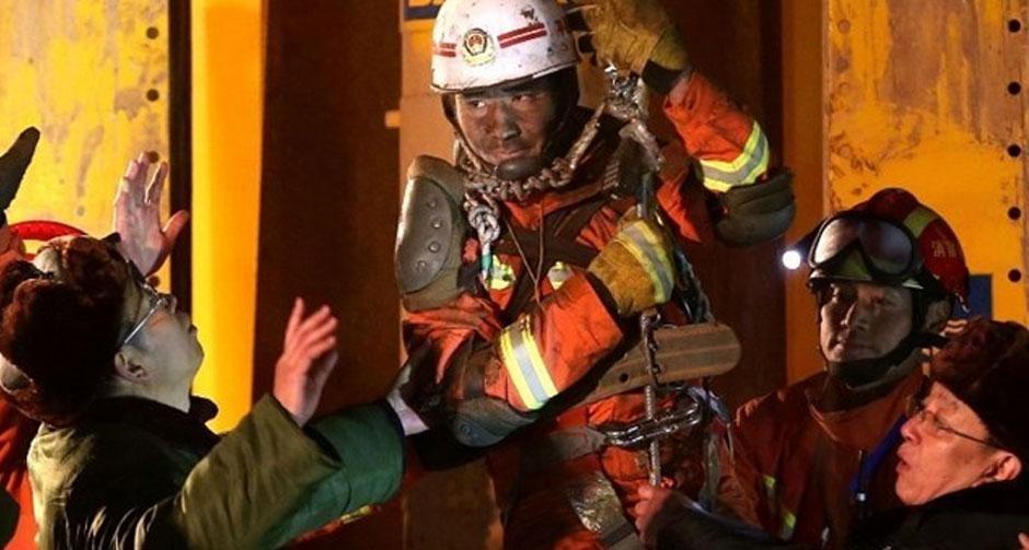 Çin'de kömür madeninde facia: 16 madenci öldü