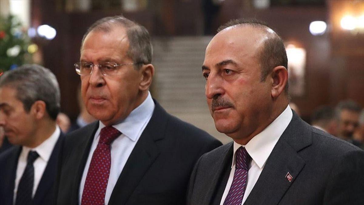 Türkiye'den Rusya ile kritik görüşme