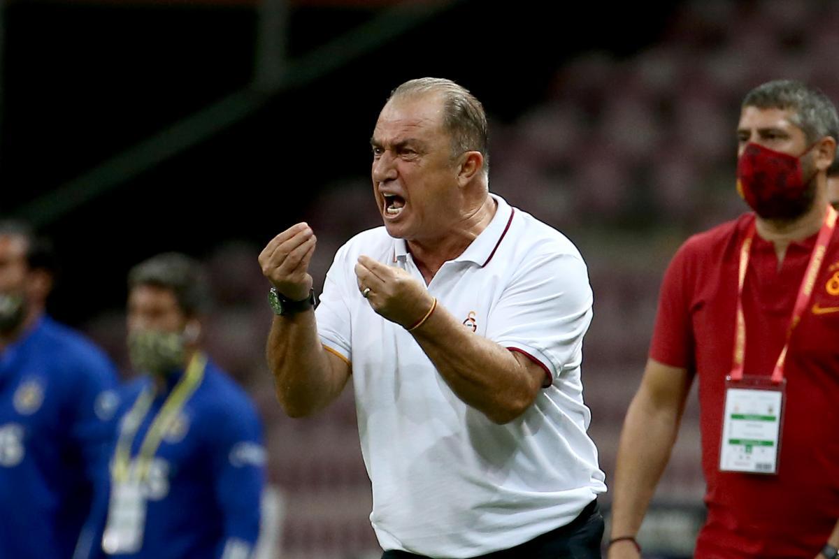 Fatih Terim, Fenerbahçe beraberliğini değerlendirdi