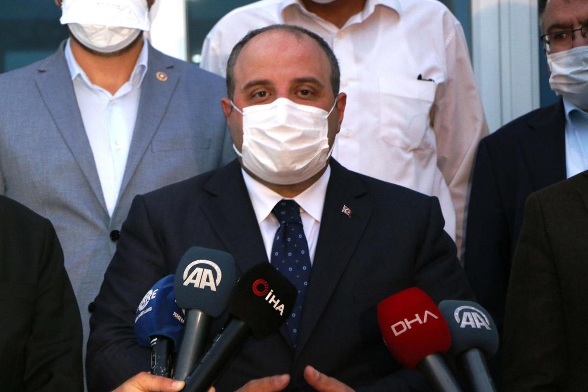 Bakan Mustafa Varank açıkladı