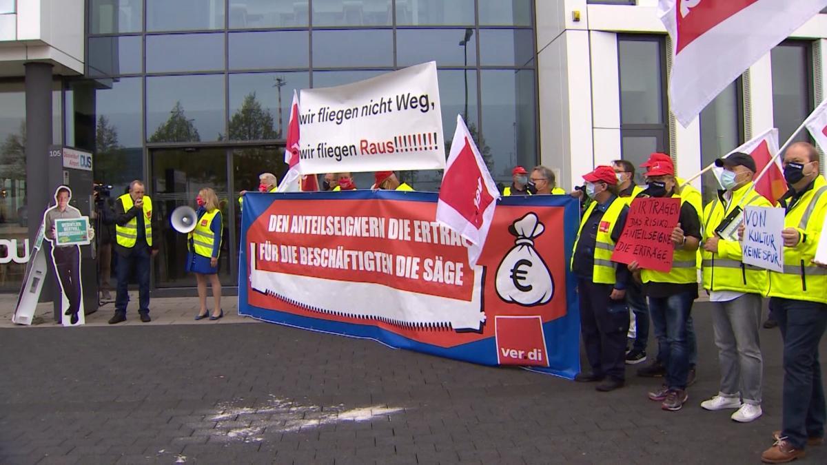 Almanya'da binlerce çalışan yarın