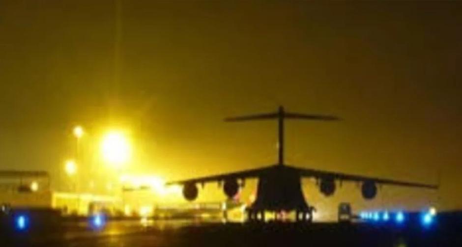 Bağdat Uluslararası Havalimanı'na roketli saldırı!