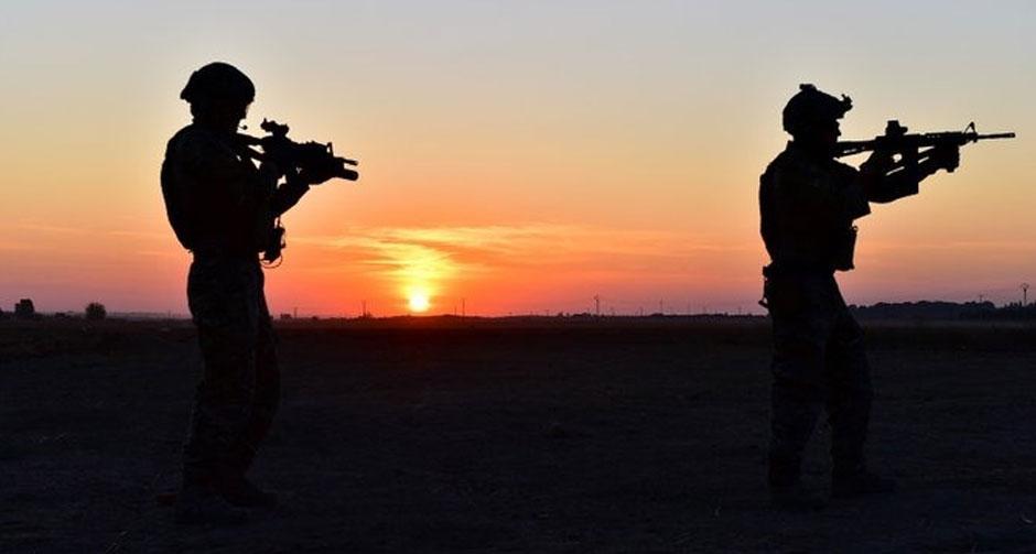 Irak'ın kuzeyinden kaçan 5 terörist teslim oldu