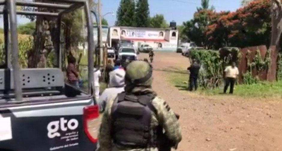 Meksika'da bara saldırı: 11 ölü