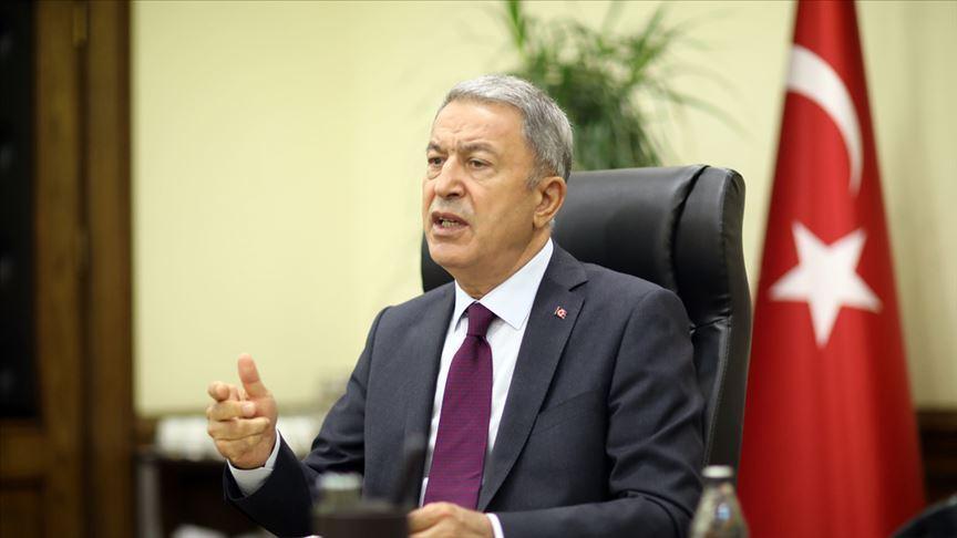 Akar'dan Azerbaycan'a destek