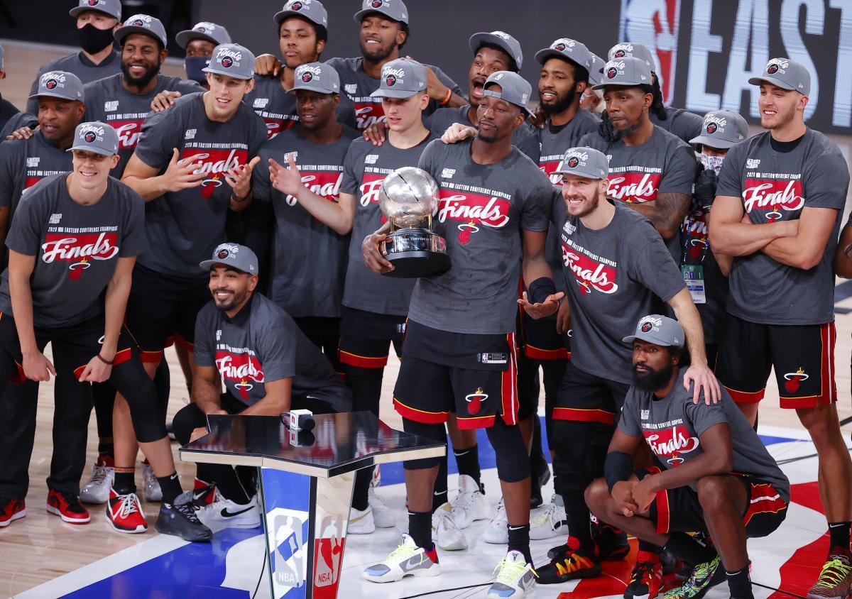 Miami Heat NBA finaline yükseldi