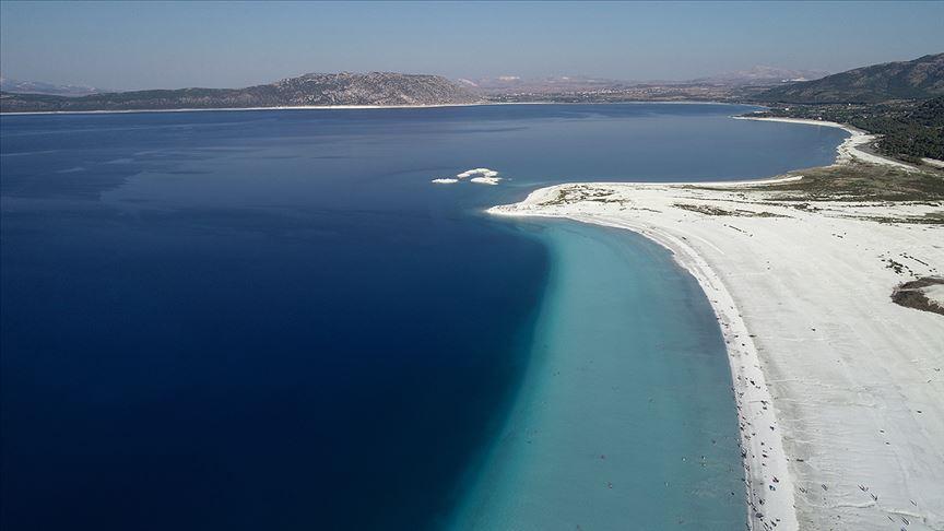 Salda Gölü için 'yasaklama' kararı