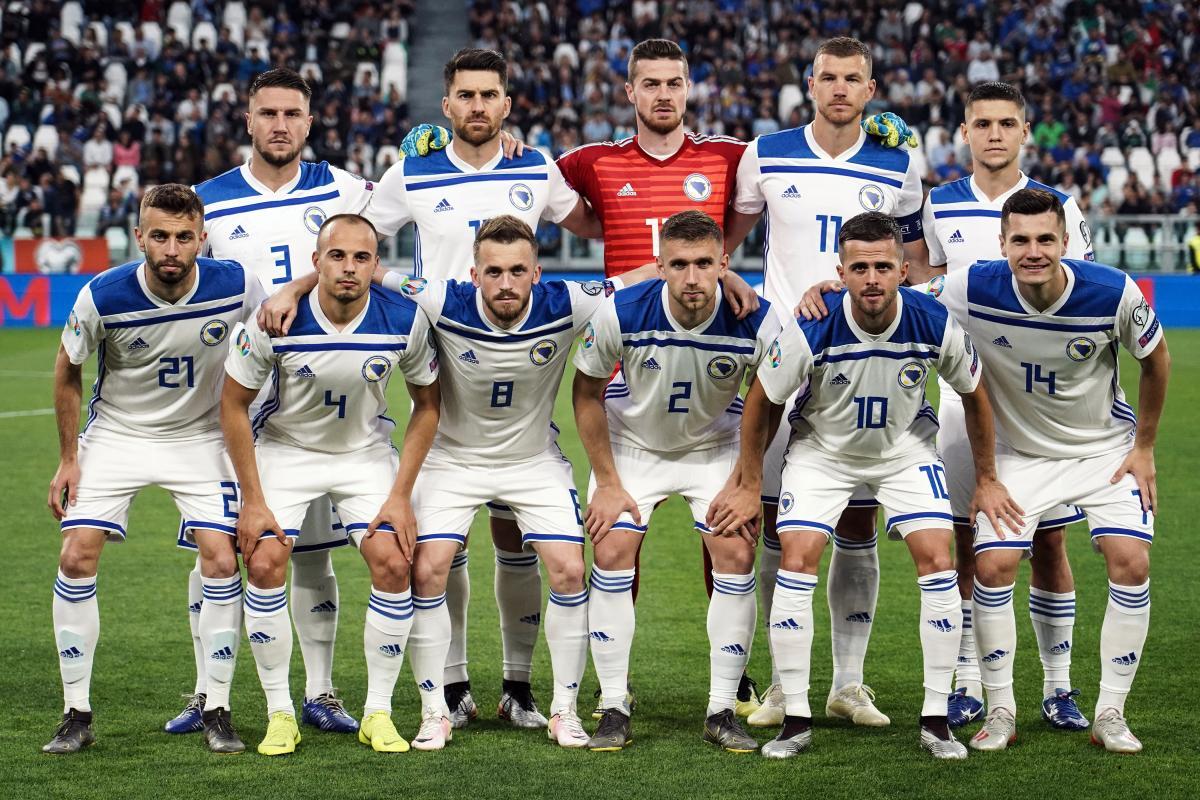 Bosna Hersek Milli Takımı'na Türkiye'den 6 isim