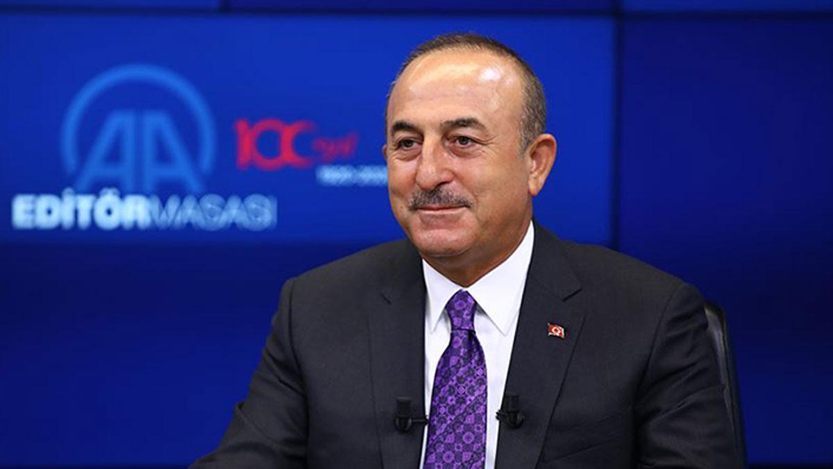 Çavuşoğlu: Ermenistan bu cesareti nereden buluyor?