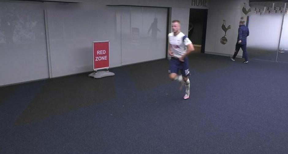 Maçı bırakıp tuvalete gitti! Mourinho çıldırıp geri getirdi