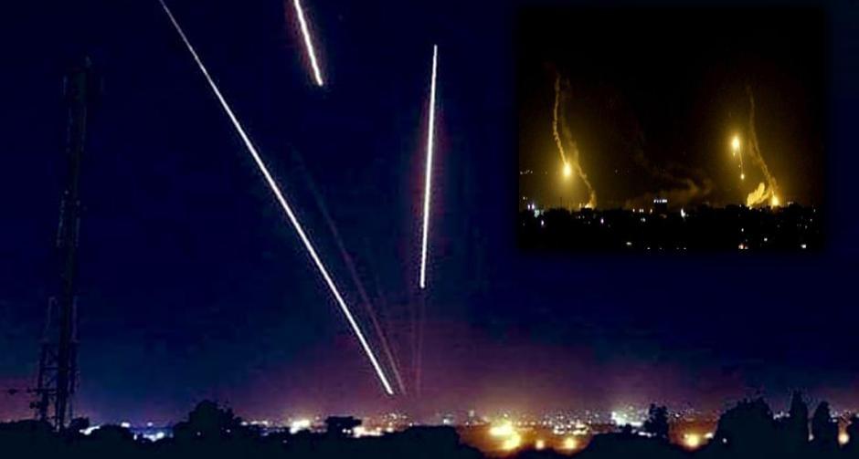Irak'taki ABD askeri üssünde çok şiddetli patlama!