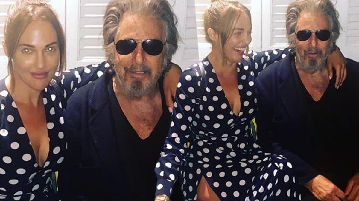 Al Pacino'dan davet aldı! Hollywood'a gidiyor