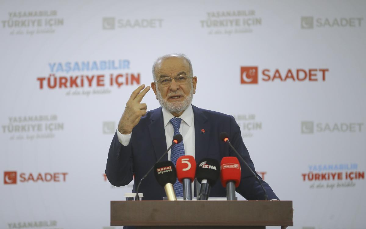 Karamollaoğlu: Ekonomi kontrolden çıktı