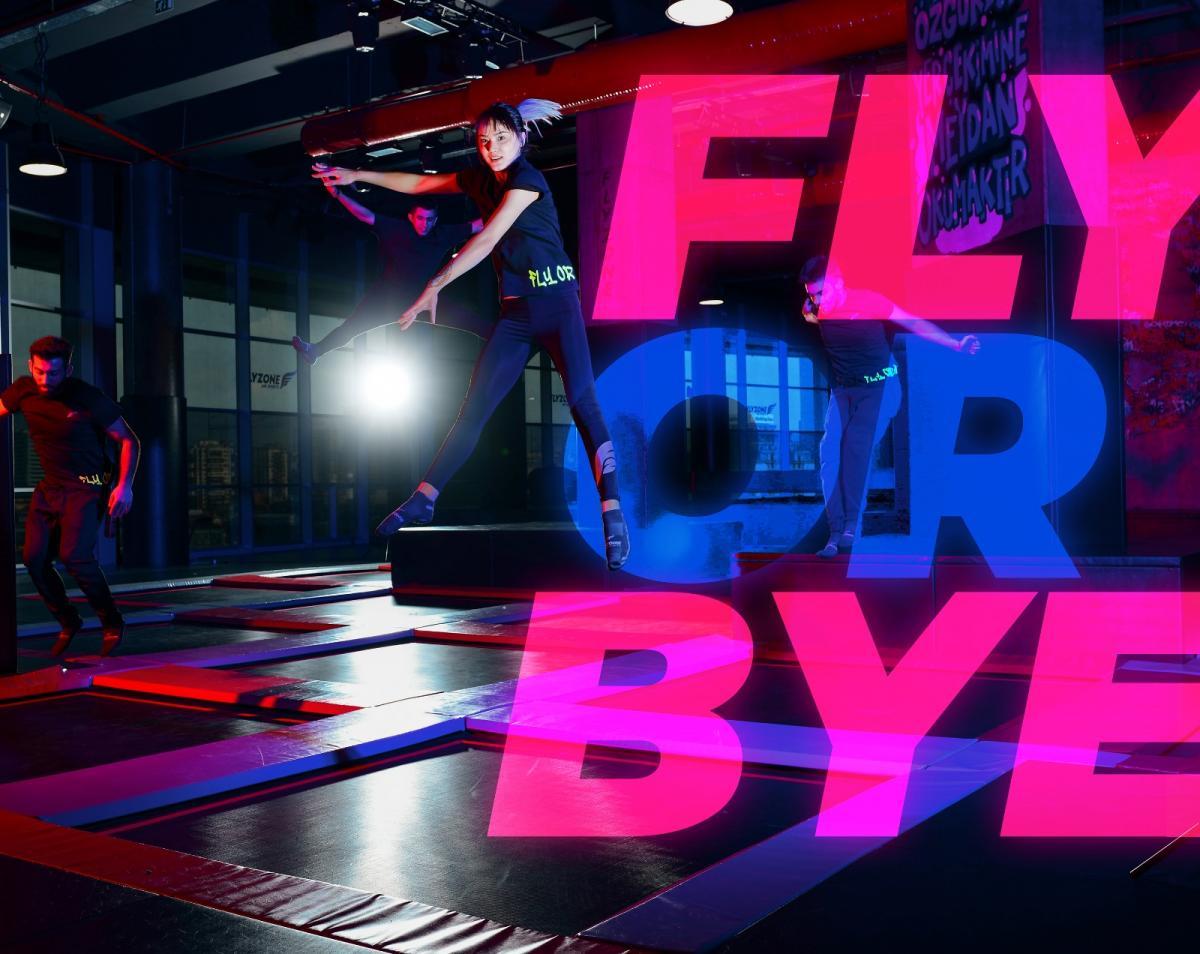 Bağışıklığı güçlendiren eğlence Flyzone