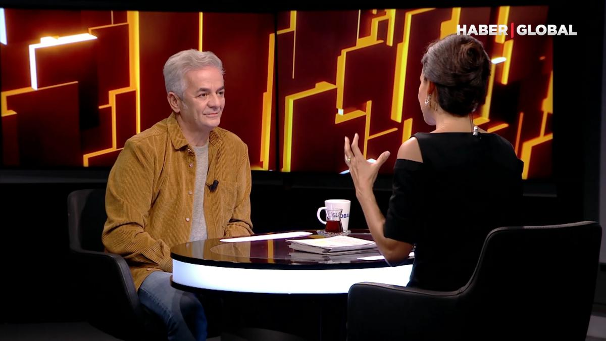 Zafer Algöz'e 40 soru