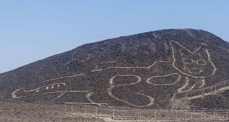 Arkeologlar Peru'da keşfetti!