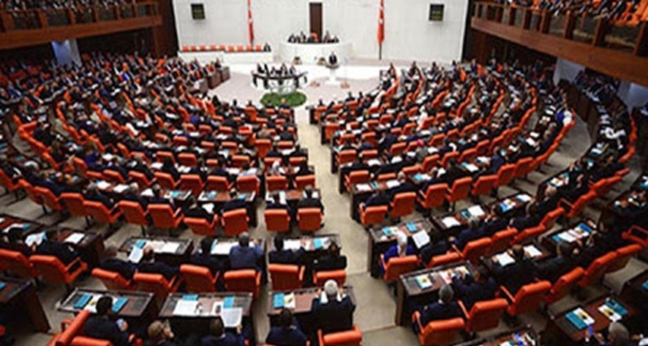 Gıda, tarım ve orman alanında düzenlemeler Meclis'te
