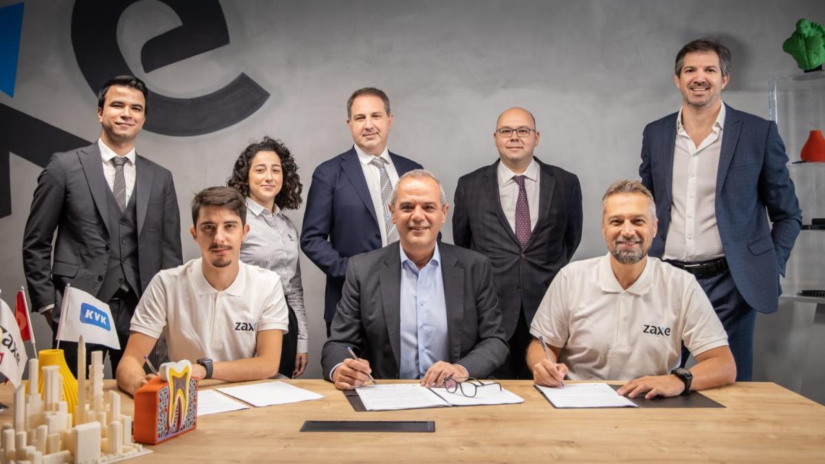 Zaxe, 8 milyon TL'lik yatırım aldı