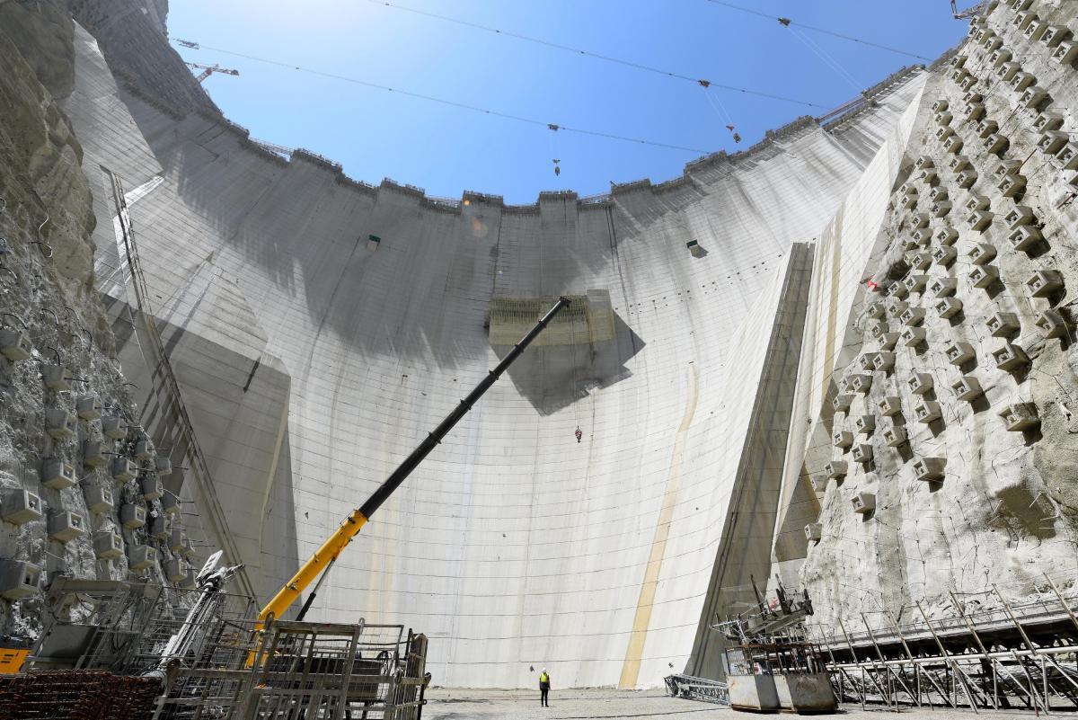 Türkiye'nin en yükseği olacak! 34 metre kaldı