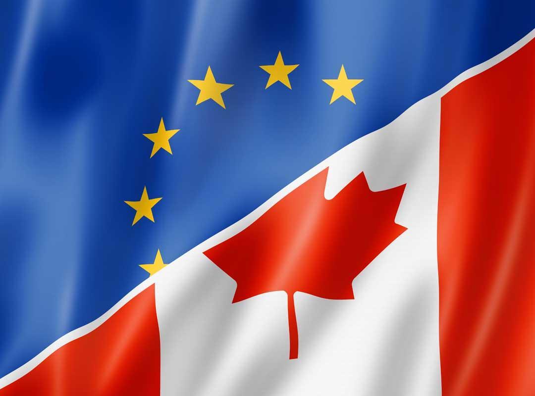 AB'den 'Kanada' kararı