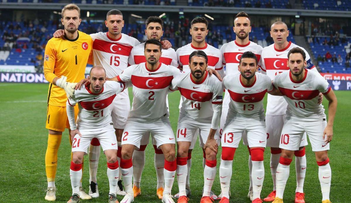 Türkiye, FIFA dünya sıralamasında 1 basamak geriledi