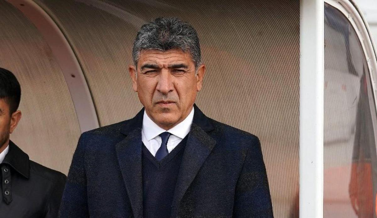 Ümraniyespor'da teknik direktörle yollar ayrıldı