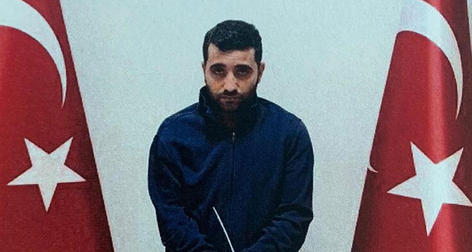 15 askerin şehit olduğu saldırının faili PKK'lı yakalandı