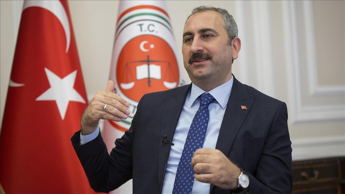 Bakan Gül'e 'nafaka' iddiaları soruldu