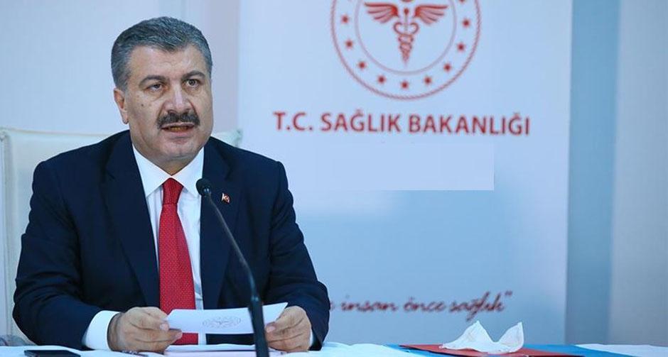 Bakan Koca: Salgın Anadolu'da 2. zirvesinde