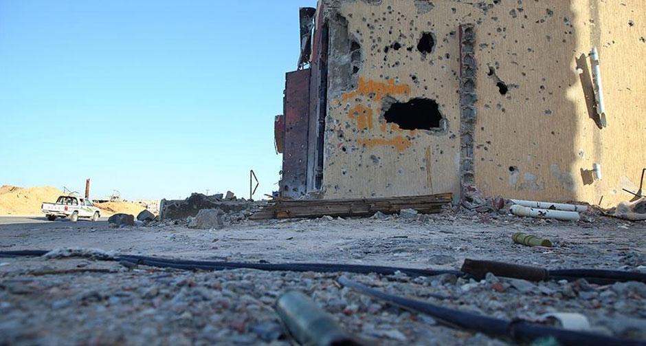 BM duyurdu! Libya'da kalıcı ateşkes
