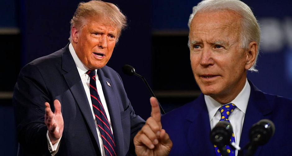 Trump ve Biden'ın test sonuçları açıklandı