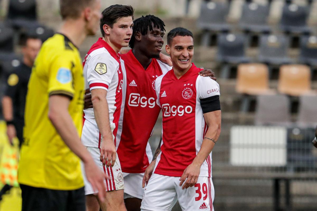 Ajax'tan Venlo deplasmanında 13-0'lık tarihi galibiyet!
