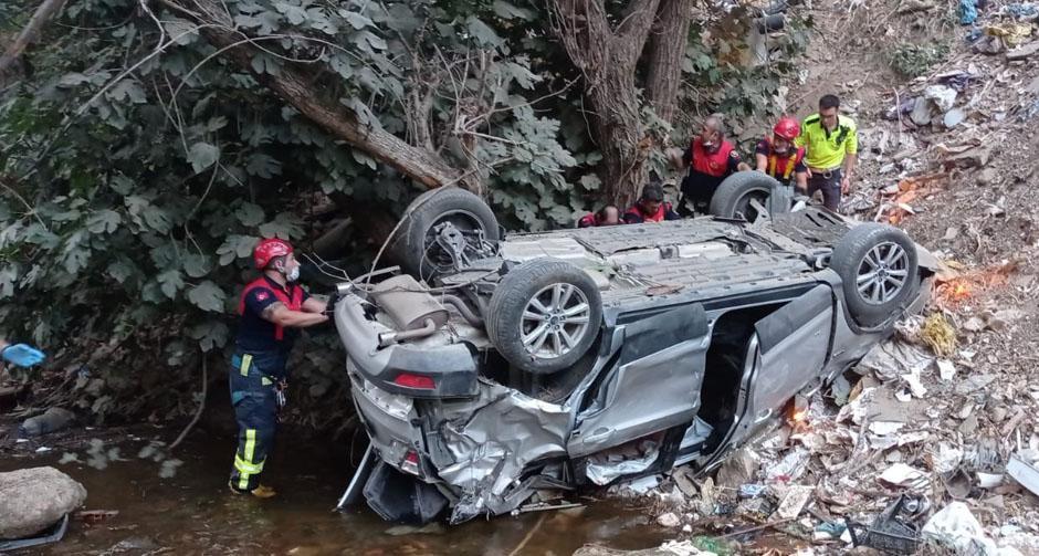 Aydın'da feci kaza! Anne ve 9 yaşındaki kızı hayatını kaybetti
