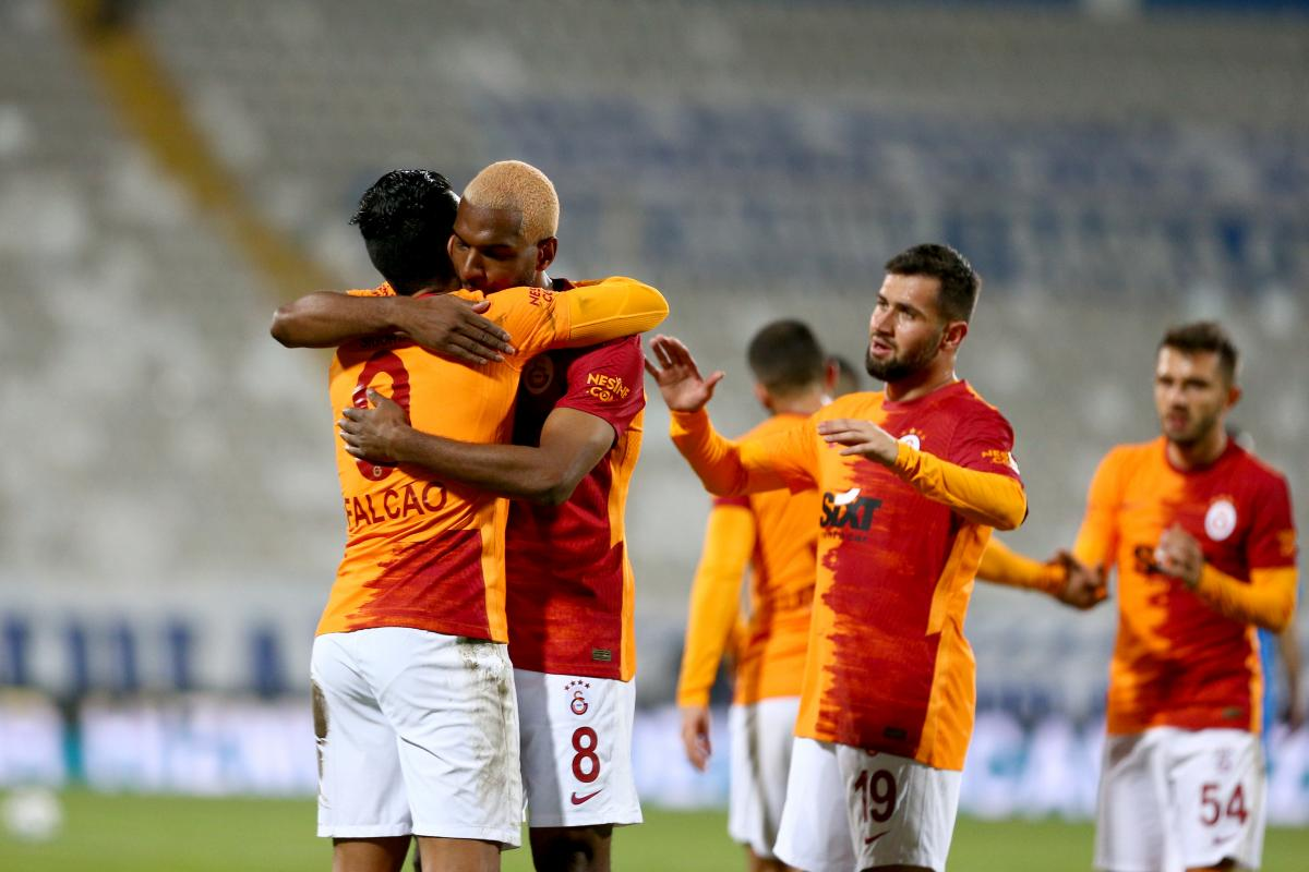 B.B. Erzurumspor 1-2 Galatasaray